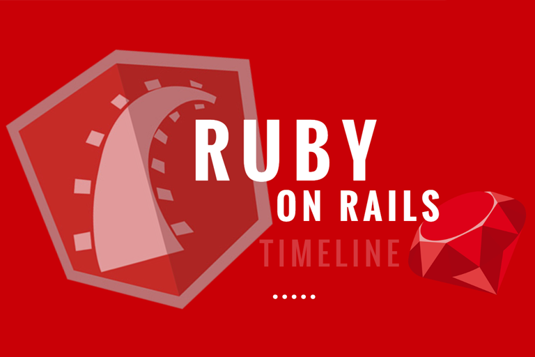Ruby on Rails e a sua Linha do Tempo - Visionnaire | Fábrica de Software