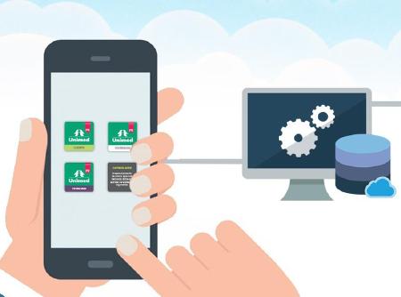 Unimed - Aplicativos / Soluções Mobile - Visionnaire | Fábrica de Software