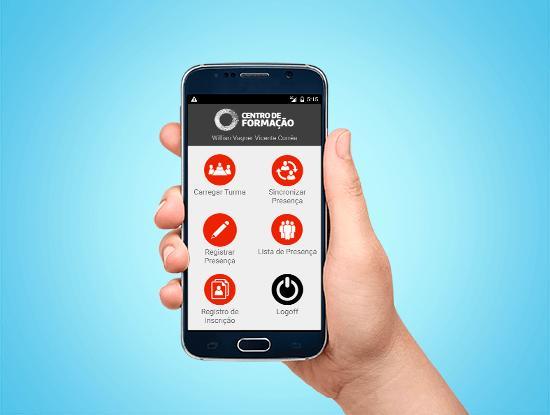 Universidade Positivo - Aplicativo Android Centro de Formação -