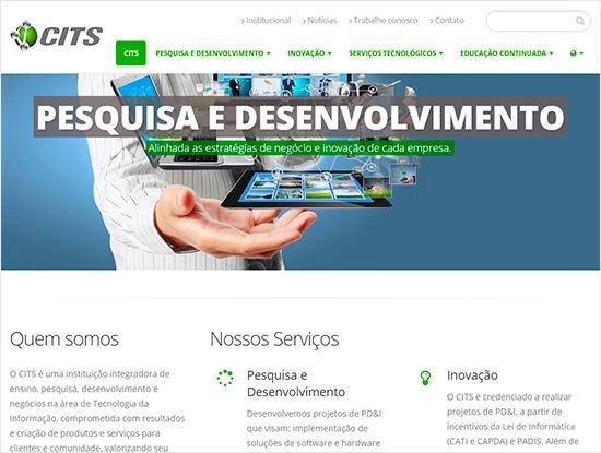 Novo site CTS