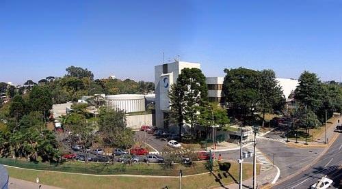 Foto Fachada Serpro - Regional Curitiba