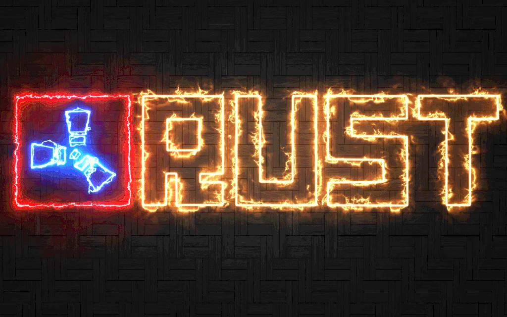 Imagem da linguagem de programação                   RUST