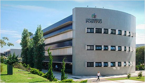 Universidade Positivo sede