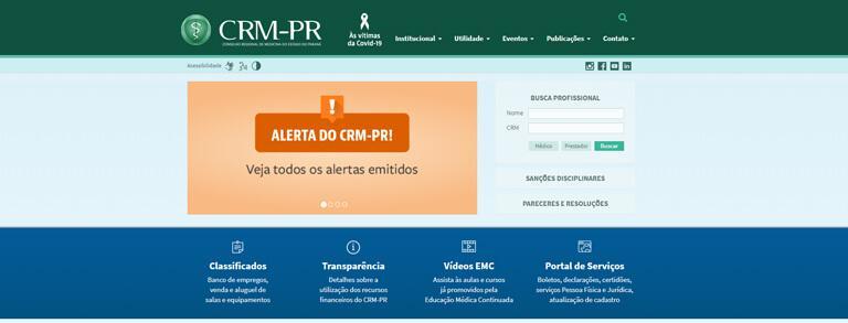 Visionnaire - CRM-PR