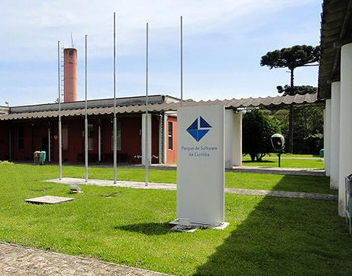 Parque de Software de Curitiba - Portal -