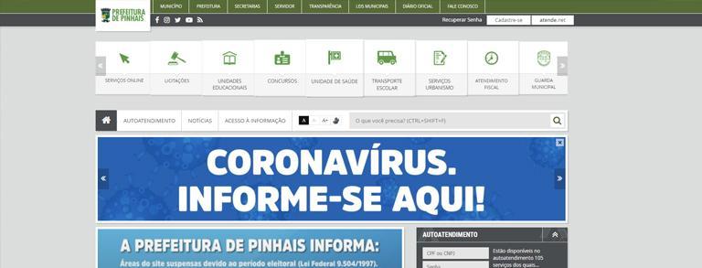 Visionnaire - Prefeitura de Pinhais
