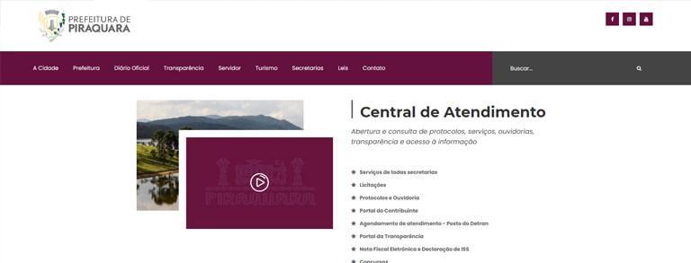 Visionnaire - Prefeitura de Piraquara