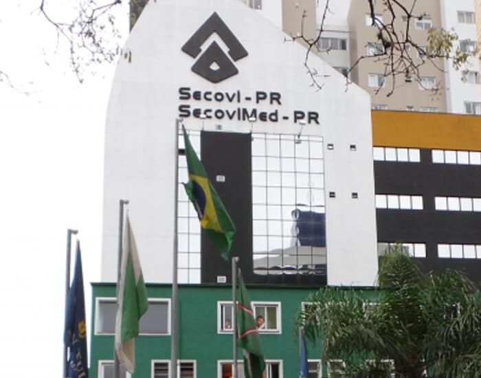 SecoviMed-PR - Consultoria em Especificação de Sistemas -