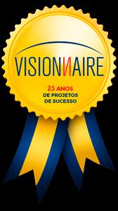 Visionnaire - 25 anos de projetos de sucesso