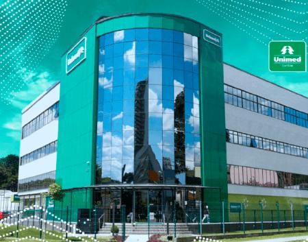 Unimed Curitiba - Reset de Senha - Visionnaire | Fábrica de Software
