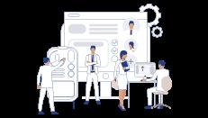 Equipe Qualificada - Visionnaire | Desenvolvimento de Software