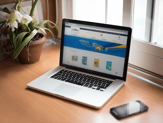 Positivo Publishing - eCommerce Store -