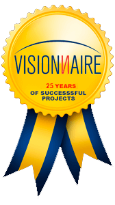 Visionnaire - 25 Years