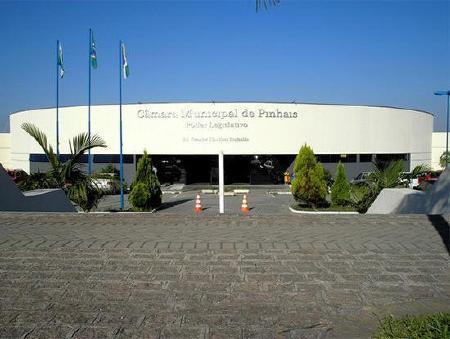 Pinhais City Hall - Internet Portal - Visionnaire | Software Factory