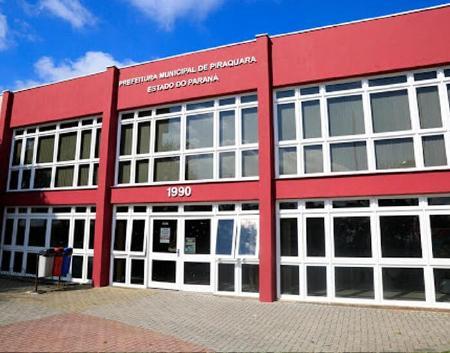 Piraquara City Hall - Internet Portal - Visionnaire | Software Factory