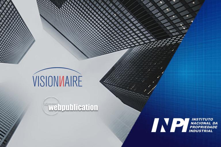 La solución de publicación web de Visionnaire ahora es una marca registrada - Visionnaire | Fábrica de Software